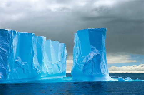 Tabular Iceberg by David C. Schultz