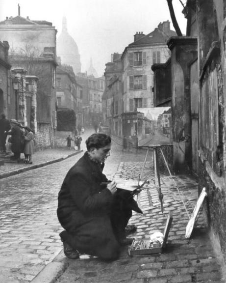 Montmartre's Soul