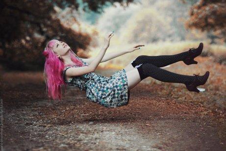 Escape the Gravity by Pure Insomnia