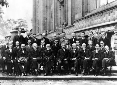 Solvay Conferences