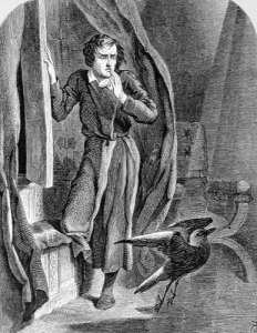 Tenniel Raven